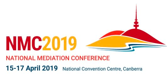 Visit us at the 2019 National Mediation Conference